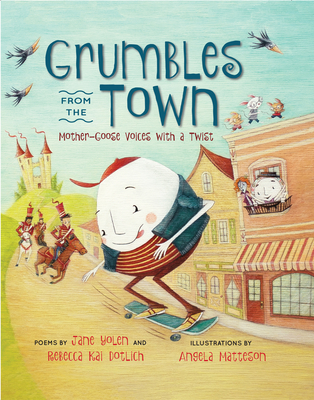 Grumbles from the Town Cover