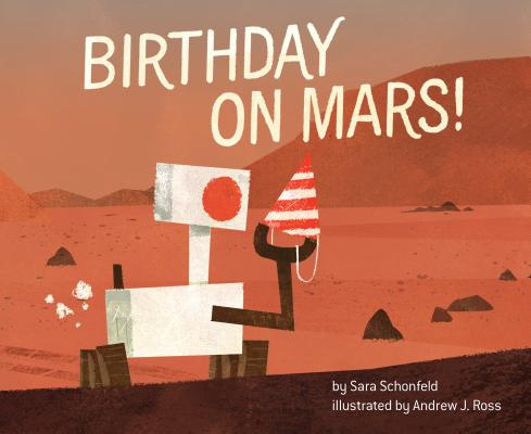 Birthday on Mars! Cover Image
