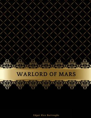 Warlord of Mars: FreedomRead Classic Book Cover Image