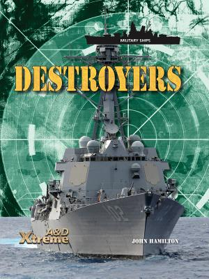 Destroyers (Military Ships) Cover Image