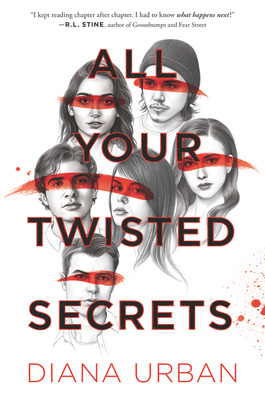 All Your Twisted Secrets Cover Image