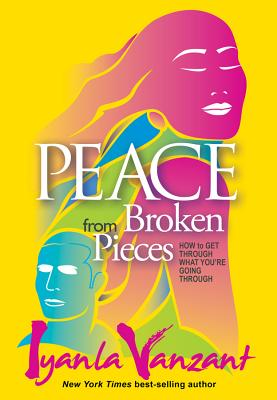 Peace from Broken Pieces Cover