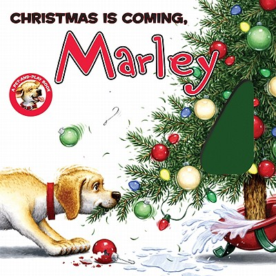 Marley: Christmas Is Coming, Marley Cover Image