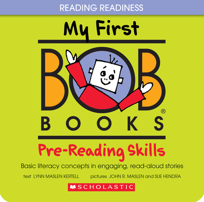 My First BOB Books: Pre-Reading Skills Cover Image