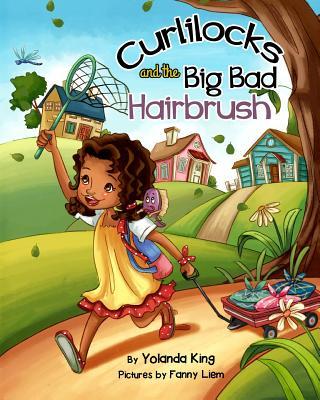 Curlilocks and the Big Bad Hairbrush Cover Image