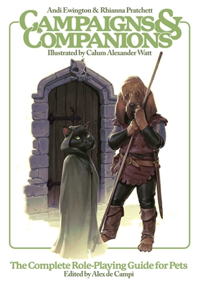 Campaigns & Companions: The Complete Role-Playing Guide for Pets Cover Image