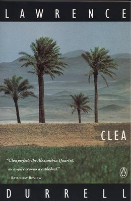 Cover for Clea (Alexandria Quartet)