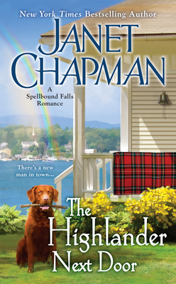 The Highlander Next Door Cover