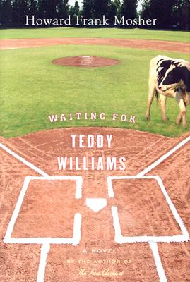 Waiting for Teddy Williams Cover