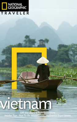 National Geographic Traveler Vietnam Cover