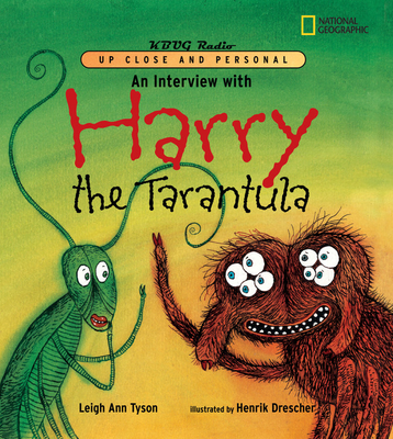 An Interview with Harry the Tarantula Cover