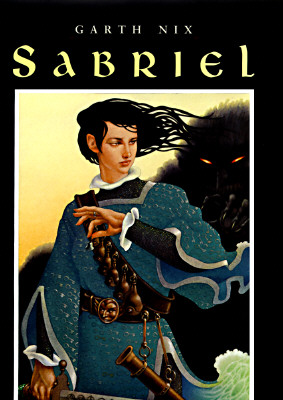Sabriel (Old Kingdom #1) Cover Image
