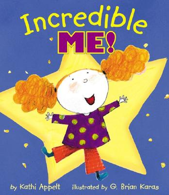 Incredible Me! Cover