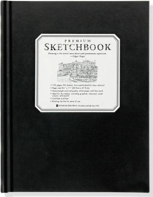 Premium Sketchbook Large Jrnl Cover Image