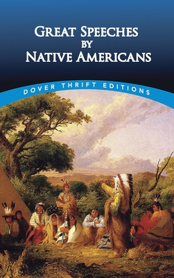 Great Speeches by Native Americans (Dover Thrift Editions) Cover Image
