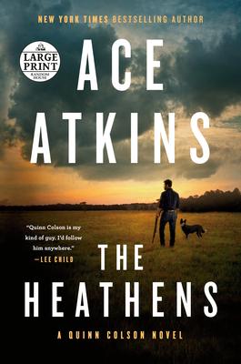 The Heathens (Quinn Colson Novel) Cover Image