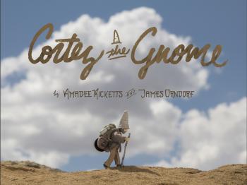 Cortez the Gnome Cover Image