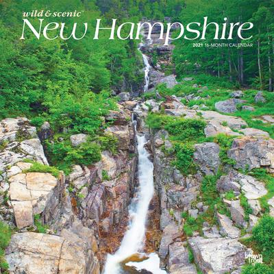 New Hampshire Wild & Scenic 2021 Square Cover Image