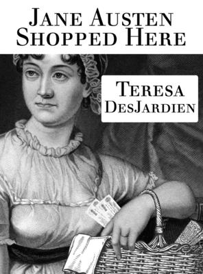 Jane Austen Shopped Here Cover Image