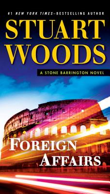 Foreign Affairs: A Stone Barrington Novel Cover Image