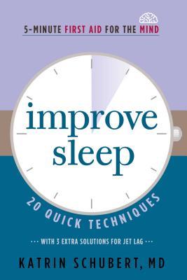 Cover for Improve Sleep