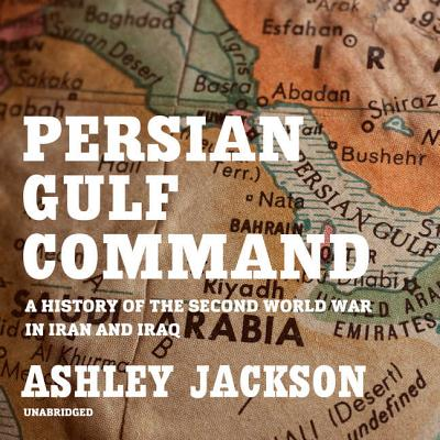 Cover for Persian Gulf Command
