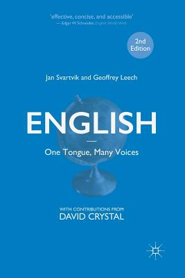 English - One Tongue, Many Voices Cover Image