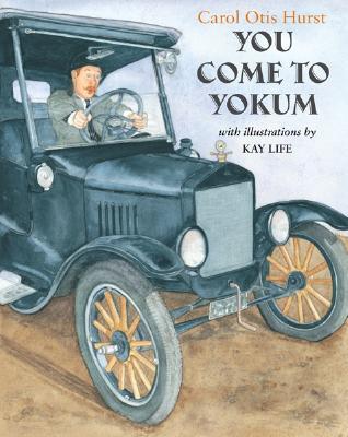 You Come to Yokum Cover