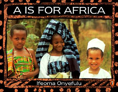 A Is for Africa Cover Image
