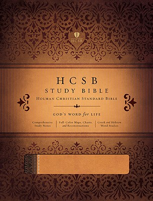 Study Bible-HCSB Cover