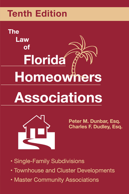 The Law of Florida Homeowners Associations Cover Image