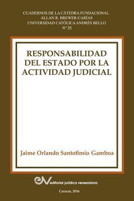 Responsabilidad del Estado Por La Actividad Judicial Cover Image