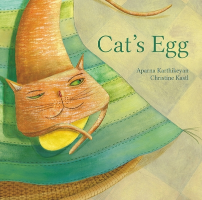 Cover for Cat's Egg