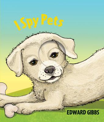 I Spy Pets Cover Image