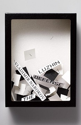 The Luzhin Defense Cover