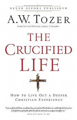 The Crucified Life Cover