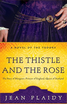 The Thistle and the Rose Cover