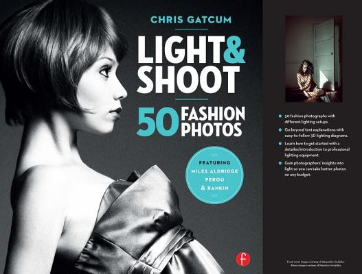 Light & Shoot: 50 Fashion Photos Cover Image