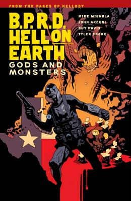 B.P.R.D. Hell on Earth Volume 2 Cover