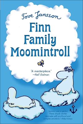 Finn Family Moomintroll (Moomintrolls #2) Cover Image