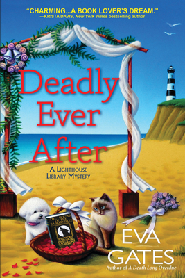 Deadly Ever After (A Lighthouse Library Mystery #8) Cover Image