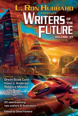 Writers of the Future Volume 31 Cover