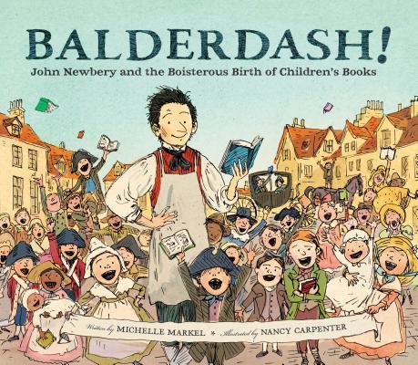 Cover for Balderdash!