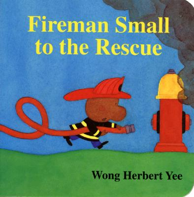 Fireman Small to the Rescue Cover