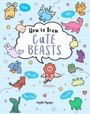 How to Draw Cute Beasts, Volume 4 Cover Image