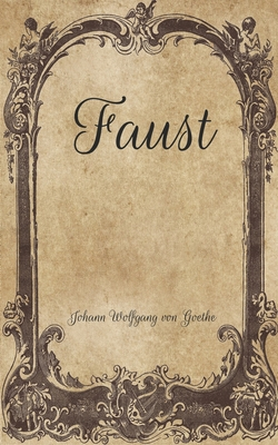 Cover for Faust
