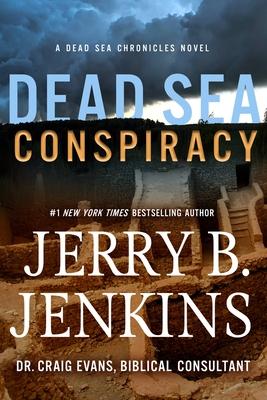 Cover for Dead Sea Conspiracy