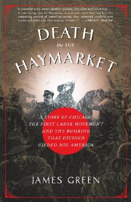 Death in the Haymarket Cover