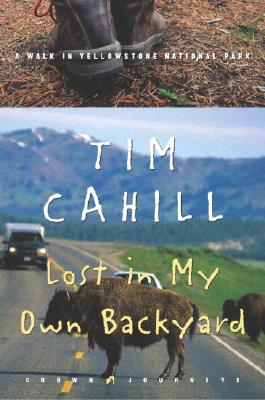 Lost in My Own Backyard: A Walk in Yellowstone National Park Cover Image