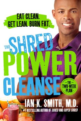 Cover for The Shred Power Cleanse